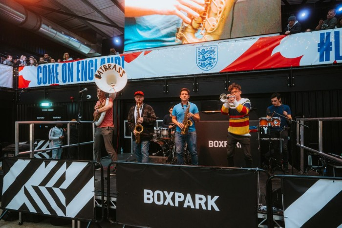 Boxpark England Womens Football 30