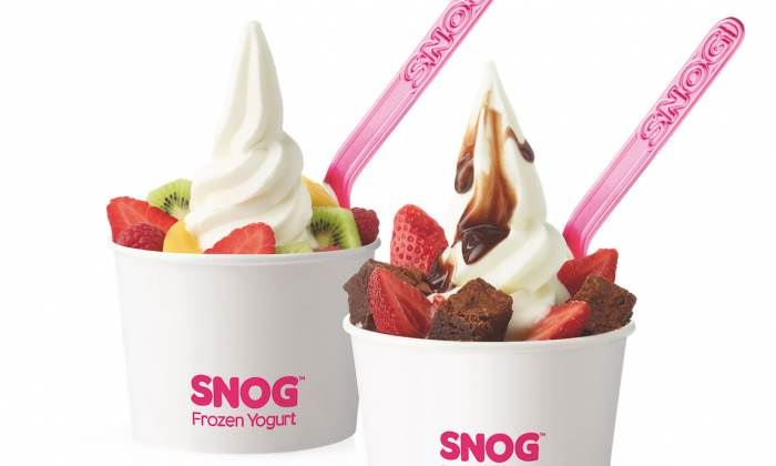 frozen yogurt kalorier