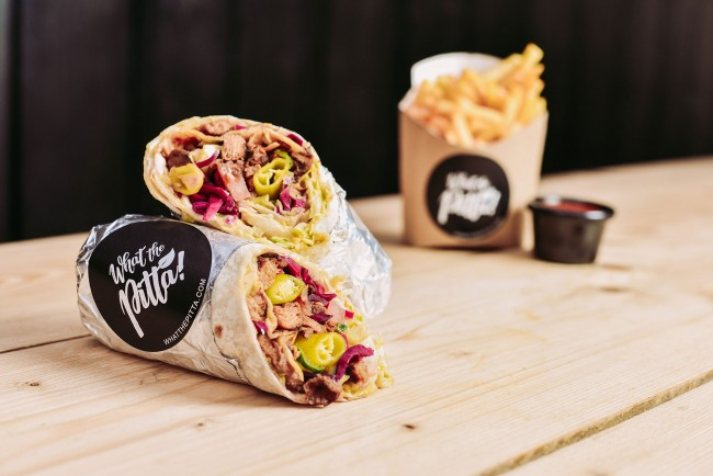 What The Pitta Boxpark