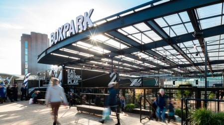 Boxpark Croydon East Side In