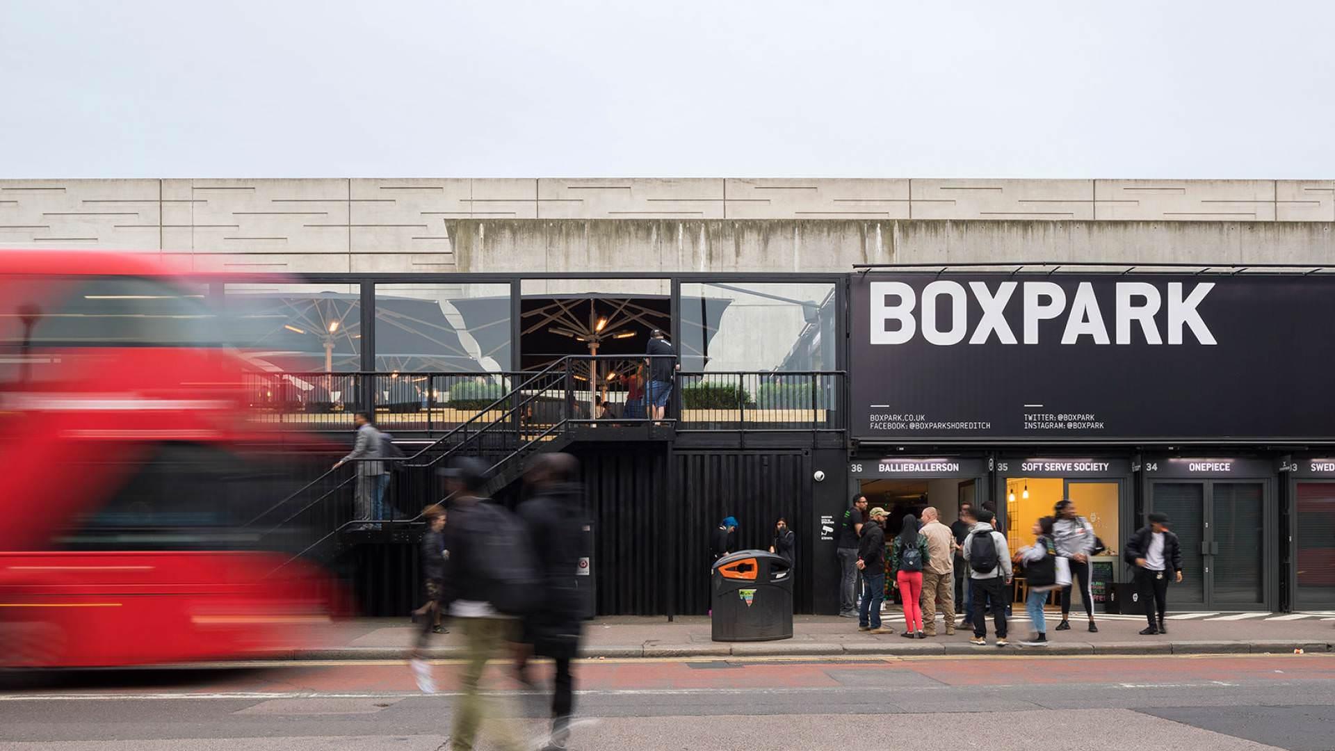 faaf825b96c52 Find Us - BOXPARK Shoreditch   Food - Shopping - Events