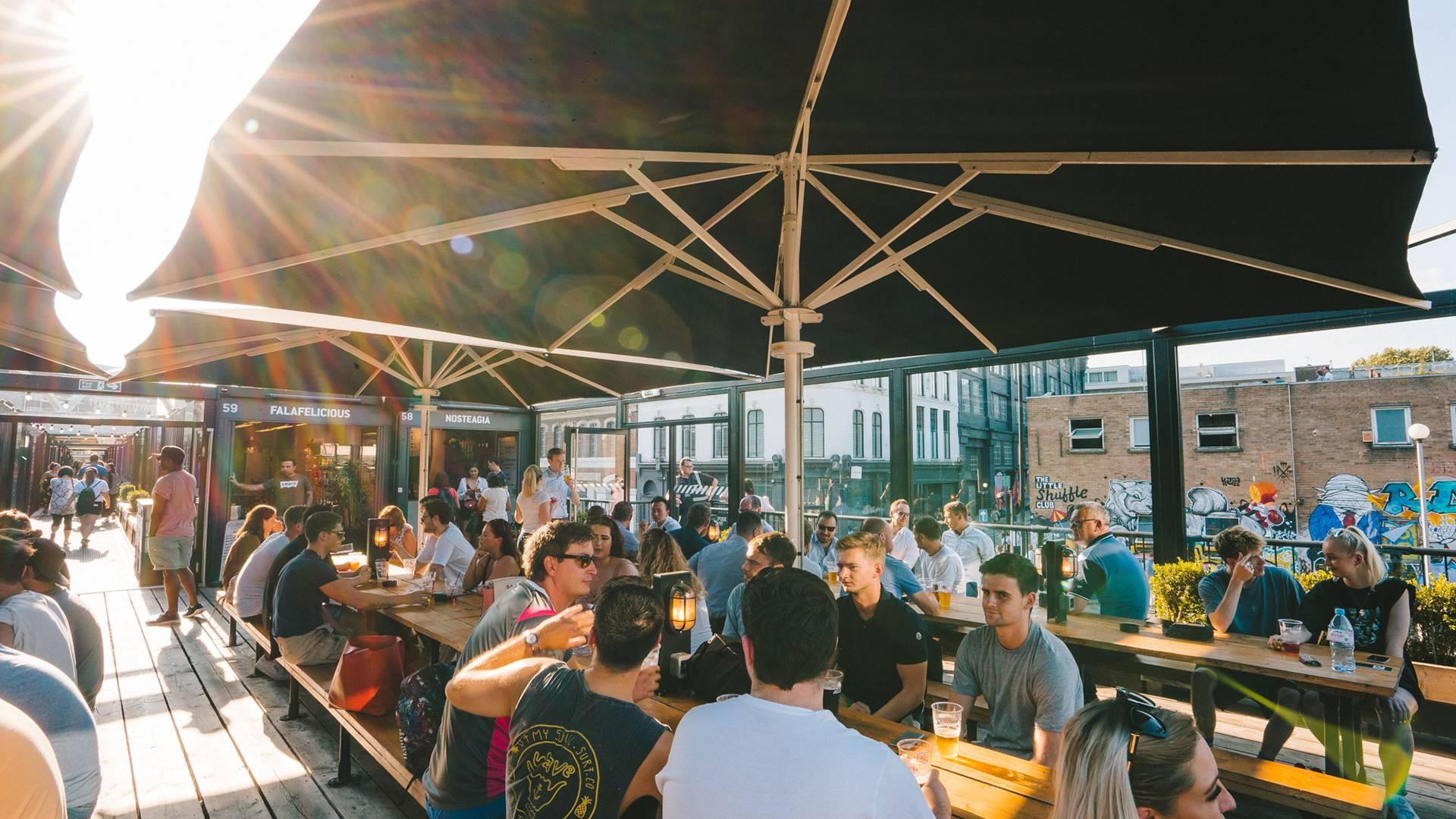 126a1690a60c2 Boxpark Shoreditch   Street Food   Bars   Events   Pop-Up Shops
