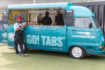 LISTERINE Go Tabs TM Bold Flavours Food Truck 215